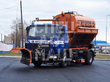 Покупайте КДМ на базе МАЗ 5340 и другое навесное оборудование для КДМ по выгодной цене в СПЕЦДОРМАШ!