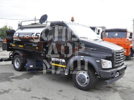 Покупайте Автогудронатор на шасси ГАЗ-NEXT C41R и другие модели на шасси КамАЗ, ГАЗ, ГАЗ - NEXT, МАЗ, Isuzu, Fotonпо выгодной цене в СПЕЦДОРМАШ!
