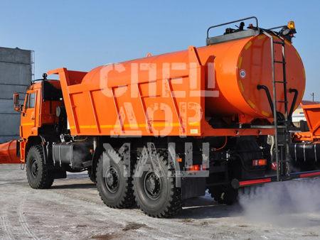 Покупайте Оборудование для заливки зимников и другое навесное оборудование для КДМ по выгодной цене в СПЕЦДОРМАШ!