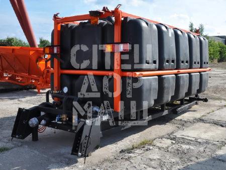 Покупайте Поливомоечное оборудование КДМ Пластик и другое навесное оборудование для КДМ по выгодной цене в СПЕЦДОРМАШ!