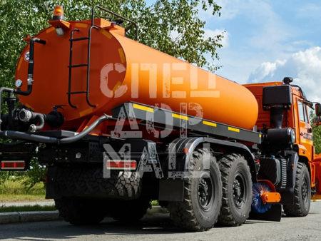 Покупайте Поливомоечное оборудование КДМ Сталь и другое навесное оборудование для КДМ по выгодной цене в СПЕЦДОРМАШ!