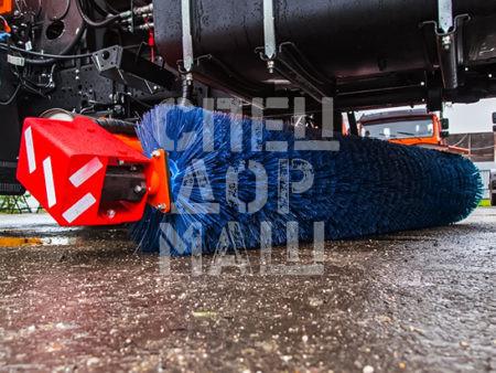 Покупайте Средняя щетка КДМ и другое навесное оборудование для КДМ по выгодной цене в СПЕЦДОРМАШ!