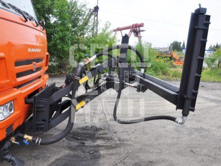 Покупайте Фронтально-моечный агрегат и другое навесное оборудование для КДМ по выгодной цене в СПЕЦДОРМАШ!