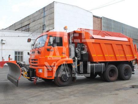 Покупайте КДМ на базе самосвала КамАЗ ЭД-405А и другие модели на шасси КамАЗ, МАЗ, УРАЛ по выгодной цене в СПЕЦДОРМАШ!