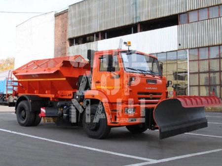 Покупайте КДМ на базе КамАЗ ЭД-244КМА и другие модели на шасси КамАЗ, МАЗ, УРАЛ по выгодной цене в СПЕЦДОРМАШ!