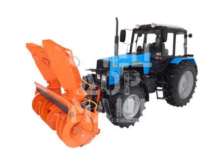 Покупайте Фрезерно-роторный снегоочиститель СУ 2.5 «Истребитель Снега» и другое оборудование для уборки снега по выгодной цене в СПЕЦДОРМАШ!