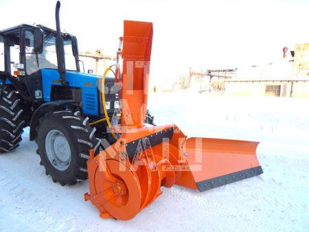 Покупайте Фрезерно-роторный снегоочиститель СУ 2.5 ОМ «Чистая Работа» и другое оборудование для уборки снега по выгодной цене в СПЕЦДОРМАШ!
