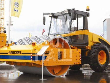 Покупайте Каток грунтовый РАСКАТ RV-21,0 DT и другие модели от производителей DM, Dunapac, LiuGong, XCMG, XGMA, Bomagпо выгодной цене в СПЕЦДОРМАШ!