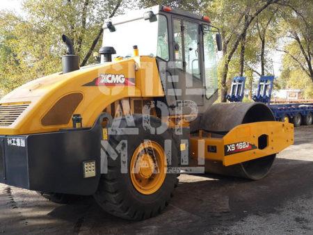 Покупайте Каток грунтовый XCMG XS162 и другие модели от производителей DM, Dunapac, LiuGong, XCMG, XGMA, Bomagпо выгодной цене в СПЕЦДОРМАШ!