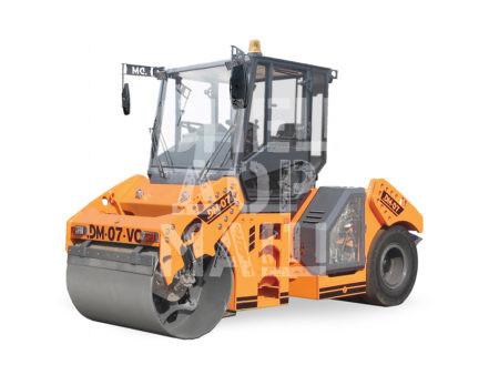 Покупайте Каток комбинированный DM-07 и другие модели от производителей DM, Dunapac, LiuGong, XCMG, XGMA, Bomagпо выгодной цене в СПЕЦДОРМАШ!