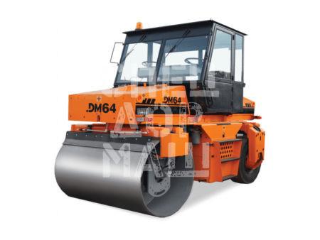 Покупайте Каток комбинированный DM-64 и другие модели от производителей DM, Dunapac, LiuGong, XCMG, XGMA, Bomagпо выгодной цене в СПЕЦДОРМАШ!