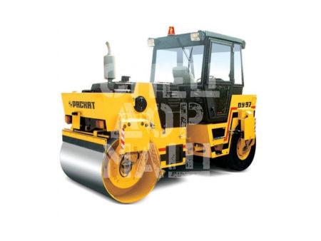 Покупайте Каток комбинированный РАСКАТ ДУ-97 и другие модели от производителей DM, Dunapac, LiuGong, XCMG, XGMA, Bomagпо выгодной цене в СПЕЦДОРМАШ!