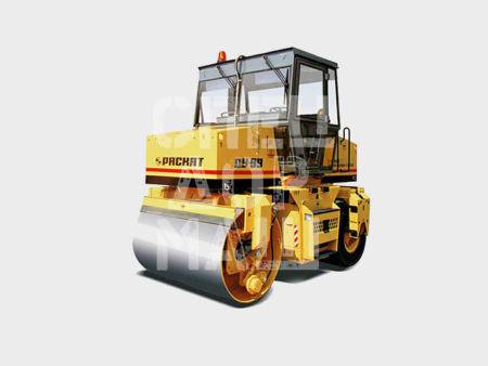 Покупайте Каток комбинированный РАСКАТ ДУ-99 и другие модели от производителей DM, Dunapac, LiuGong, XCMG, XGMA, Bomagпо выгодной цене в СПЕЦДОРМАШ!