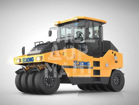 Покупайте Каток пневмоколесный XCMG XP303S и другие модели от производителей DM, Dunapac, LiuGong, XCMG, XGMA, Bomagпо выгодной цене в СПЕЦДОРМАШ!