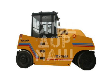 Покупайте Каток пневмоколесный XGMA XG6201P и другие модели от производителей DM, Dunapac, LiuGong, XCMG, XGMA, Bomagпо выгодной цене в СПЕЦДОРМАШ!