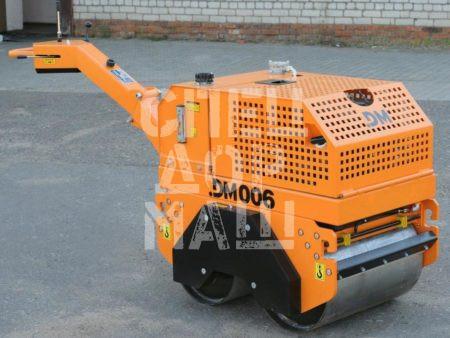 Покупайте Каток тротуарный DM-006 и другие модели от производителей DM, Dunapac, LiuGong, XCMG, XGMA, Bomagпо выгодной цене в СПЕЦДОРМАШ!