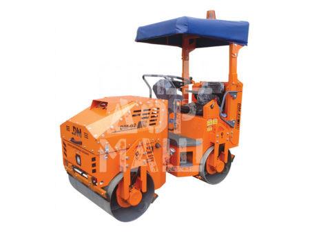 Покупайте Каток тротуарный DM-02 и другие модели от производителей DM, Dunapac, LiuGong, XCMG, XGMA, Bomagпо выгодной цене в СПЕЦДОРМАШ!