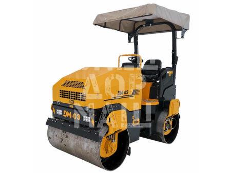 Покупайте Каток тротуарный DM-03 и другие модели от производителей DM, Dunapac, LiuGong, XCMG, XGMA, Bomagпо выгодной цене в СПЕЦДОРМАШ!
