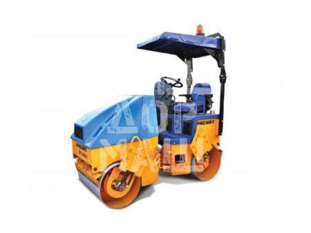 Покупайте Каток тротуарный РАСКАТ RV-1,5 DD и другие модели от производителей DM, Dunapac, LiuGong, XCMG, XGMA, Bomagпо выгодной цене в СПЕЦДОРМАШ!