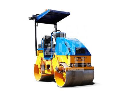 Покупайте Каток тротуарный РАСКАТ RV-2,0 DD и другие модели от производителей DM, Dunapac, LiuGong, XCMG, XGMA, Bomagпо выгодной цене в СПЕЦДОРМАШ!