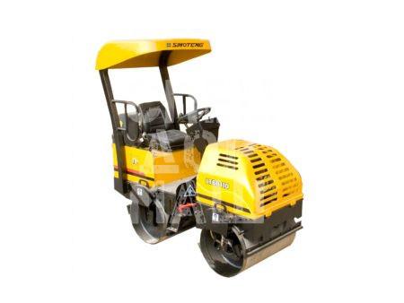 Покупайте Каток тротуарный XGMA XG6011D и другие модели от производителей DM, Dunapac, LiuGong, XCMG, XGMA, Bomagпо выгодной цене в СПЕЦДОРМАШ!