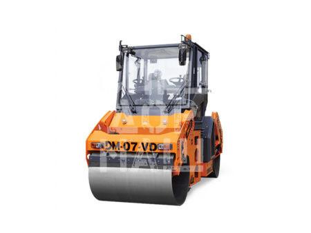 Покупайте Каток вальцовый DM-07-VD и другие модели от производителей DM, Dunapac, LiuGong, XCMG, XGMA, Bomagпо выгодной цене в СПЕЦДОРМАШ!