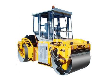 Покупайте Каток вальцовый DM-10AD и другие модели от производителей DM, Dunapac, LiuGong, XCMG, XGMA, Bomagпо выгодной цене в СПЕЦДОРМАШ!
