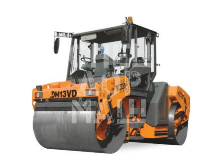 Покупайте Каток вальцовый DM-13VD и другие модели от производителей DM, Dunapac, LiuGong, XCMG, XGMA, Bomagпо выгодной цене в СПЕЦДОРМАШ!