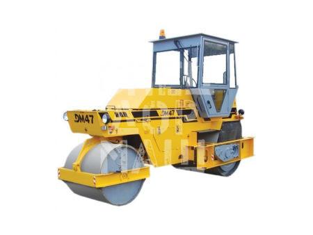 Покупайте Каток вальцовый DM-47 и другие модели от производителей DM, Dunapac, LiuGong, XCMG, XGMA, Bomagпо выгодной цене в СПЕЦДОРМАШ!