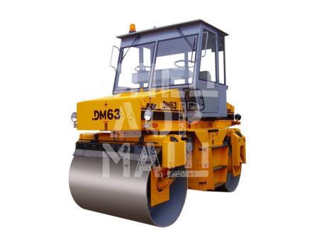 Покупайте Каток вальцовый DM-63 и другие модели от производителей DM, Dunapac, LiuGong, XCMG, XGMA, Bomagпо выгодной цене в СПЕЦДОРМАШ!