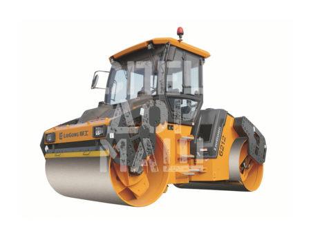 Покупайте Каток вальцовый LIUGONG 6212 и другие модели от производителей DM, Dunapac, LiuGong, XCMG, XGMA, Bomagпо выгодной цене в СПЕЦДОРМАШ!