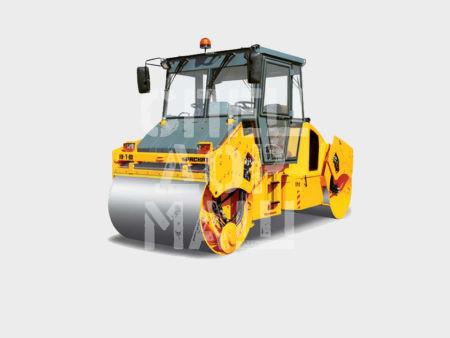 Покупайте Каток вальцовый РАСКАТ RV-7,0 DD и другие модели от производителей DM, Dunapac, LiuGong, XCMG, XGMA, Bomagпо выгодной цене в СПЕЦДОРМАШ!