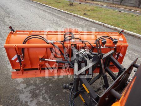 Покупайте Комбинированный отвал КДМ и другое навесное оборудование для КДМ по выгодной цене в СПЕЦДОРМАШ!