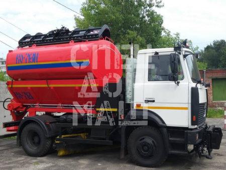 Покупайте КДМ на базе МАЗ КО-713Н-40 и другие модели на шасси КамАЗ, МАЗ, УРАЛ по выгодной цене в СПЕЦДОРМАШ!