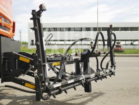 Покупайте всоконапорная рейка ПВР и другое навесное оборудование для КДМ по выгодной цене в СПЕЦДОРМАШ!
