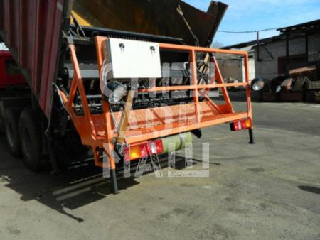 Покупайте Щебнераспределитель навесной и другое оборудование для отсыпки и укладки обочин по выгодной цене в СПЕЦДОРМАШ!