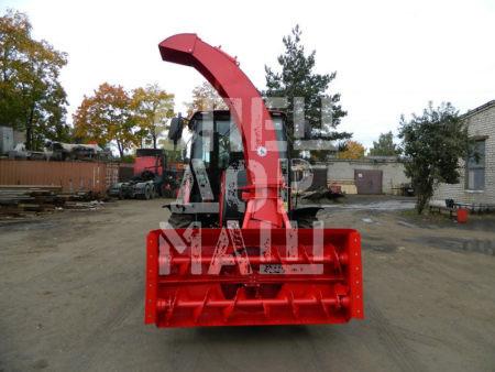 Покупайте Шнекороторный снегоочиститель ШРК-2,0-01 и другое оборудование для уборки снега по выгодной цене в СПЕЦДОРМАШ!
