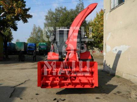 Покупайте Шнекороторный снегоочиститель ШРК-2,0-02 и другое оборудование для уборки снега по выгодной цене в СПЕЦДОРМАШ!