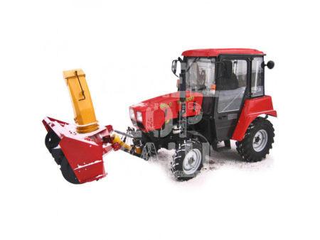 Покупайте Шнекороторный снегоочиститель СТ-1500 и другое оборудование для уборки снега по выгодной цене в СПЕЦДОРМАШ!