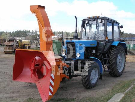 Покупайте Снегоочиститель роторный ЕМ 800 и другое оборудование для уборки снега по выгодной цене в СПЕЦДОРМАШ!