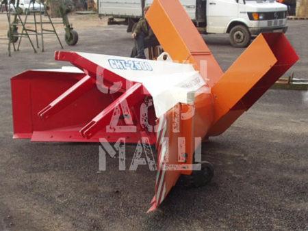 Покупайте Снегоочиститель задний СНТ 2500 и другое оборудование для уборки снега по выгодной цене в СПЕЦДОРМАШ!