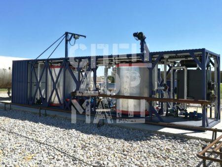 Покупайте Установка для производства полимер-битумного вяжущего и битумных мастик и другое оборудование для производства ПБВ и битумных эмульсий по выгодной цене в СПЕЦДОРМАШ!