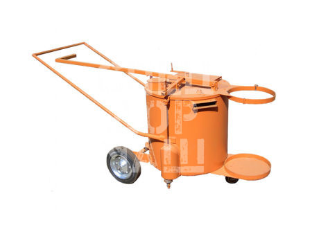 Покупайте Заливщик швов ручной и другое оборудование для отсыпки и укладки обочин по выгодной цене в СПЕЦДОРМАШ!