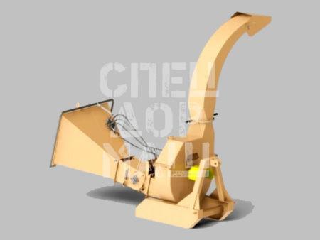 Покупайте Дробилка для веток ЕМ 210 с гидравлической подачей и другое навесное оборудование для МТЗ по выгодной цене в СПЕЦДОРМАШ!