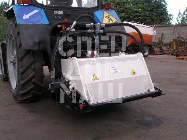 Покупайте Фреза гидравлическая ЕМ-1000 и другое навесное оборудование для МТЗ по выгодной цене в СПЕЦДОРМАШ!