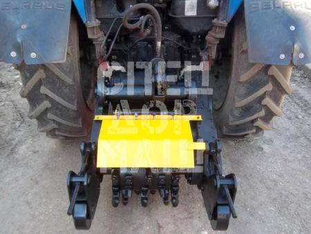 Покупайте Фреза механическая МК-400 и другое навесное оборудование для МТЗ по выгодной цене в СПЕЦДОРМАШ!