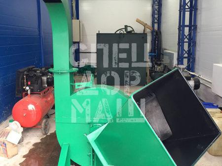 Покупайте Измельчитель веток ИВ-60 и другое навесное оборудование для МТЗ по выгодной цене в СПЕЦДОРМАШ!