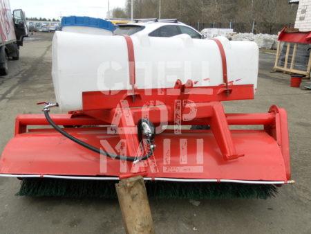 Покупайте Оборудование щёточное БУРАН-22 ПМ (БАК 500 ЛИТРОВ) и другое навесное оборудование для МТЗ по выгодной цене в СПЕЦДОРМАШ!
