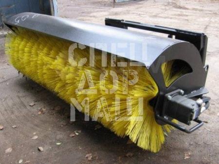 Покупайте Щётка дорожная неповоротная МП/20-156 / 173 / 188 и другие модели по выгодной цене в СПЕЦДОРМАШ!