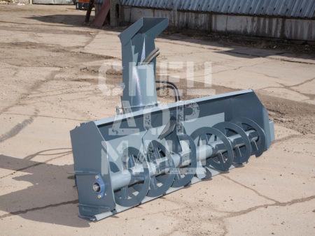 Покупайте Снегоочиститель шнекороторный С-173 и другие модели по выгодной цене в СПЕЦДОРМАШ!